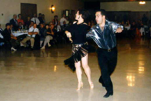 latin dance songs